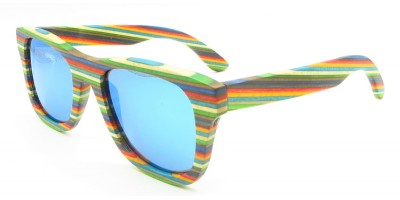 Polarization Wood Sunglasses Sales