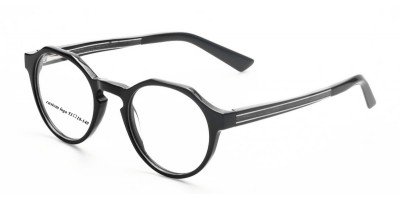 Acetate Optical Frame With Wooden Arms & Acetate Tips IBA-JY001A