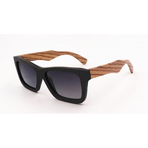 Ready Made Naure Bamboo Sunglasses Sales IBM-XB-001C