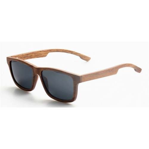 Thin Layers Walnut Wood Prescription Optical Eyeglasses / Sunglasses IBW-GS014B