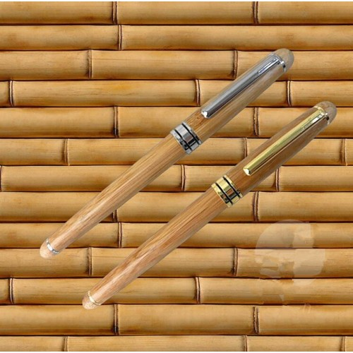 Eco-friendly Bamboo Wooden Made Roller Pen IBW-BT008