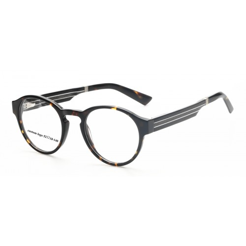 Acetate Optical Frame With Wooden Arms & Acetate Tips IBA-JY002A