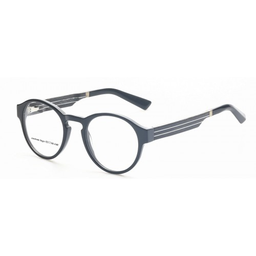 Acetate Optical Frame With Wooden Arms & Acetate Tips IBA-JY002B